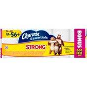 Charmin Essentials Strong Charmin Essentials Strong Toilet Paper 20 Giant Bonus Rolls Toilet Tissue