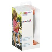 Munchkin Miracle 360 Degrees Steel, 10 Ounces, 12+ Months