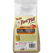 Bob's Red Mill Pearl Couscous, Whole Wheat
