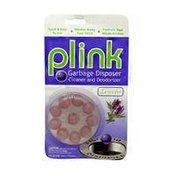 Plink Garbage Disposal Cleaner & Deodorizer Lavender