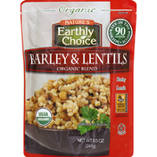 Nature's Earthly Choice Organic Barley & Lentils