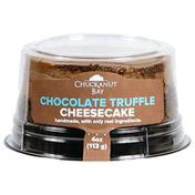 Chuckanut Bay Foods Chocolate Truffle Cheesecake