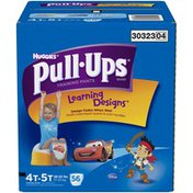 Pull-Ups Learning Designs Boys 4T-5T Training Pants