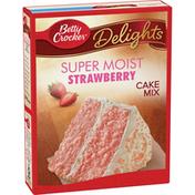 Betty Crocker Super Moist Strawberry Cake Mix