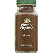 Simply Organic Allspice