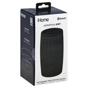 I Home Speaker, Rechargeable, Water Resistant