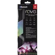 Replay Audio Speaker, Rave, LED, Multi-Color, Wireless