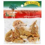 El Guapo Shrimp, Natural, Dried