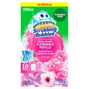 Scrubbing Bubbles Toilet Cleaning System Floral Fusion