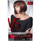 Vidal Sassoon Salonist Permanent 4/4 Dark Auburn Hair Colour