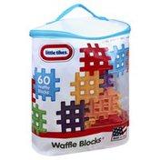 Little Tikes Toy, Waffle Blocks