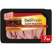 Oscar Mayer Deli Fresh Slow Roasted Cured Beef