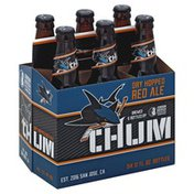 Chum Beer, Chum, Dry Hopped Red Ale