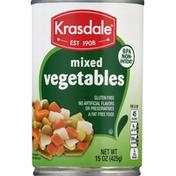 Krasdale Mixed Vegetables