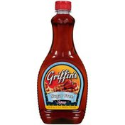 Griffin's Sugar Free Syrup