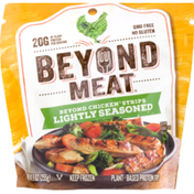 Beyond Meat Beyond Chick Strips Lightly Seasoned
