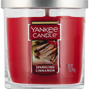 Yankee Candle Candle, Sparkling Cinnamon