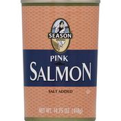 Season Salmon, Pink