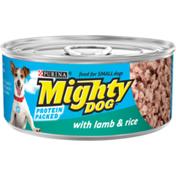 Purina Small Breed Wet Dog Food, Lamb & Rice