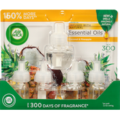 Air Wick Scented Oil Refills, Coconut & Pineapple