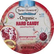 Torie & Howard Organic Hard Candy Pomegranate & Nectarine