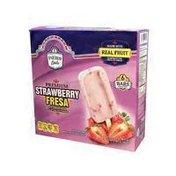 Pueblo Lindo Strawberry Premium Ice Cream Bars