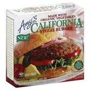 Amy's Kitchen Veggie Burger, California
