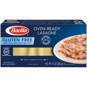 Barilla® Gluten Free Oven-Ready Pasta Lasagne