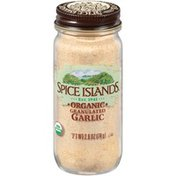 Spice Islands Organic Granulate Garlic