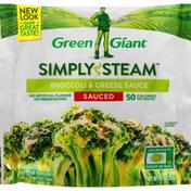 Green Giant Sauced Broccoli & Cheese Sauce