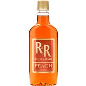 Rich Rare Peach Whisky