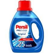 Persil ProClean Liquid Laundry Detergent, Original, 25 Loads