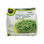Roundy's French Style Cut Green Beans
