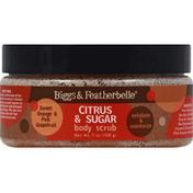 Biggs & Featherbelle Body Scrub, Citrus & Sugar
