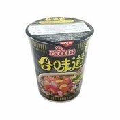 Nissin Black Pepper Crab Noodle Cup