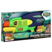 Water Warriors Water Gun, Steady Stream