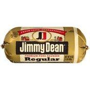 Jimmy Dean Pork Sausage, Premium, Regular