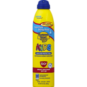 Banana Boat Sunscreen, Continuous Spray, Lotion UltraMist, Broad Spectrum SPF 50+, Family Size