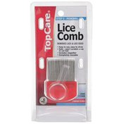 Top Care Lice Comb With Magnifier