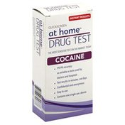At Home Drug Test, Cocaine, Instant Results
