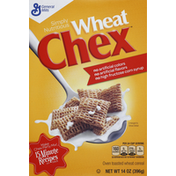Chex Cereal, Wheat