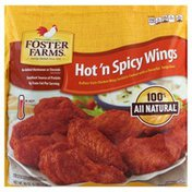 Foster Farms Hot n' Spicy Wings