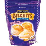 Best Choice Southern Biscuits