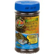 Zoo Med Natural Aquatic Turtle Food Hatchling Formula