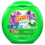 Gain Flings Liquid Laundry Detergent, Moonlight Breeze Scent