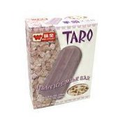 Wei Chuan Taro Jelly Ice Milk Bar