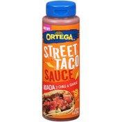 Ortega Asada 3 Chile & Garlic Street Taco Sauce