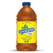 Snapple Tea, Lemon