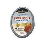 Happy Farms Pumpkin Spice Cream Cheese Spread