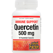 Natural Factors C Extra + Quercetin, 500 mg/ 250 mg, Bioflavonoids, Capsules